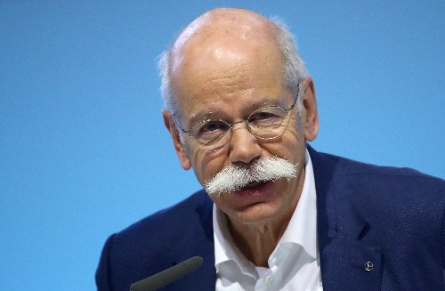 Daimler to add new compact SUV to lineup this year: CEO