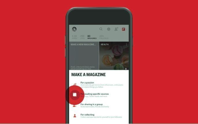 Kürasyon ve paylaşım yapmak için Flipboard'u kullanabileceğiniz 3 yöntem