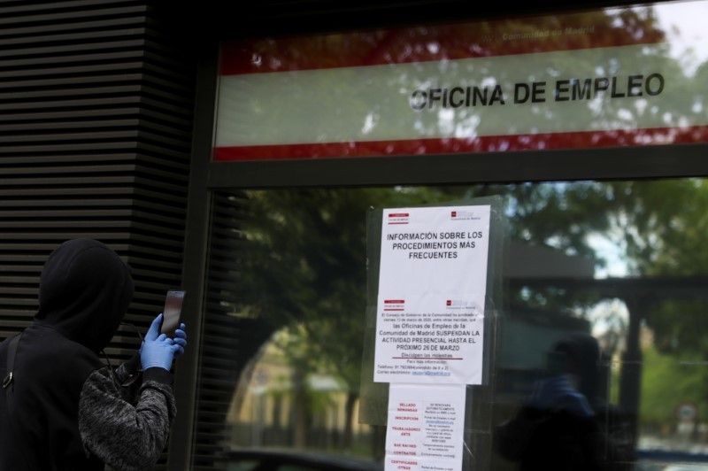 Spain's job haemorrhage dries up as country emerges from lockdown