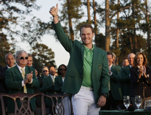 Spieth Melts Down, Willett Wins The Masters: Pictures