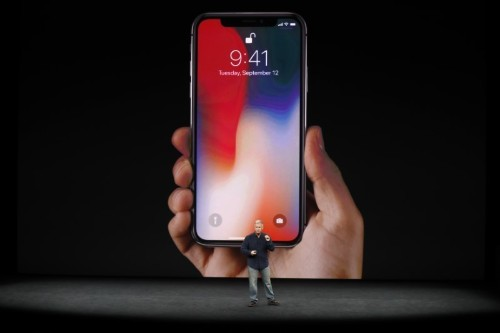 Apple says iPhone X pre-orders are 'off the charts'