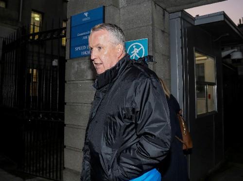 Outgoing Ryanair COO felt like 'dead man walking' - court hears