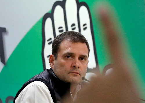 Gandhi's shock loss of family seat in Indian election no surprise to voters