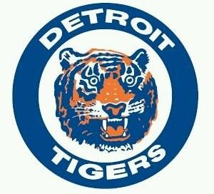 Detroit Tigers - Magazine cover