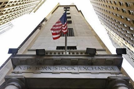 Oil and banks take Dow to new highs, but tech stocks dive