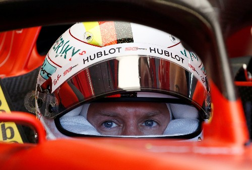 Vettel still has what it takes at Ferrari, says Webber