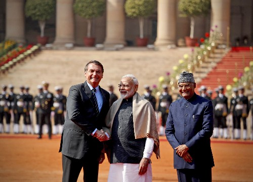 India, Brazil agree to boost ties in IT, biofuel and mining