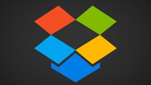 Microsoft Teams Up With Dropbox
