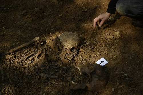 Spain launches bid to identify victims of civil war, Franco