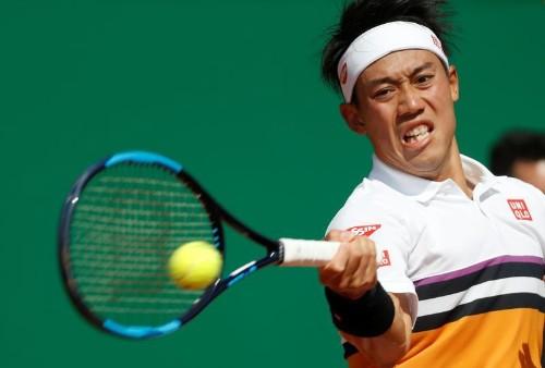 Nishikori renoue avec la victoire, Thiem et Tsitsipas en huitième