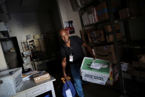 U.S. mail carriers emerge as heroes in Puerto Rico recovery