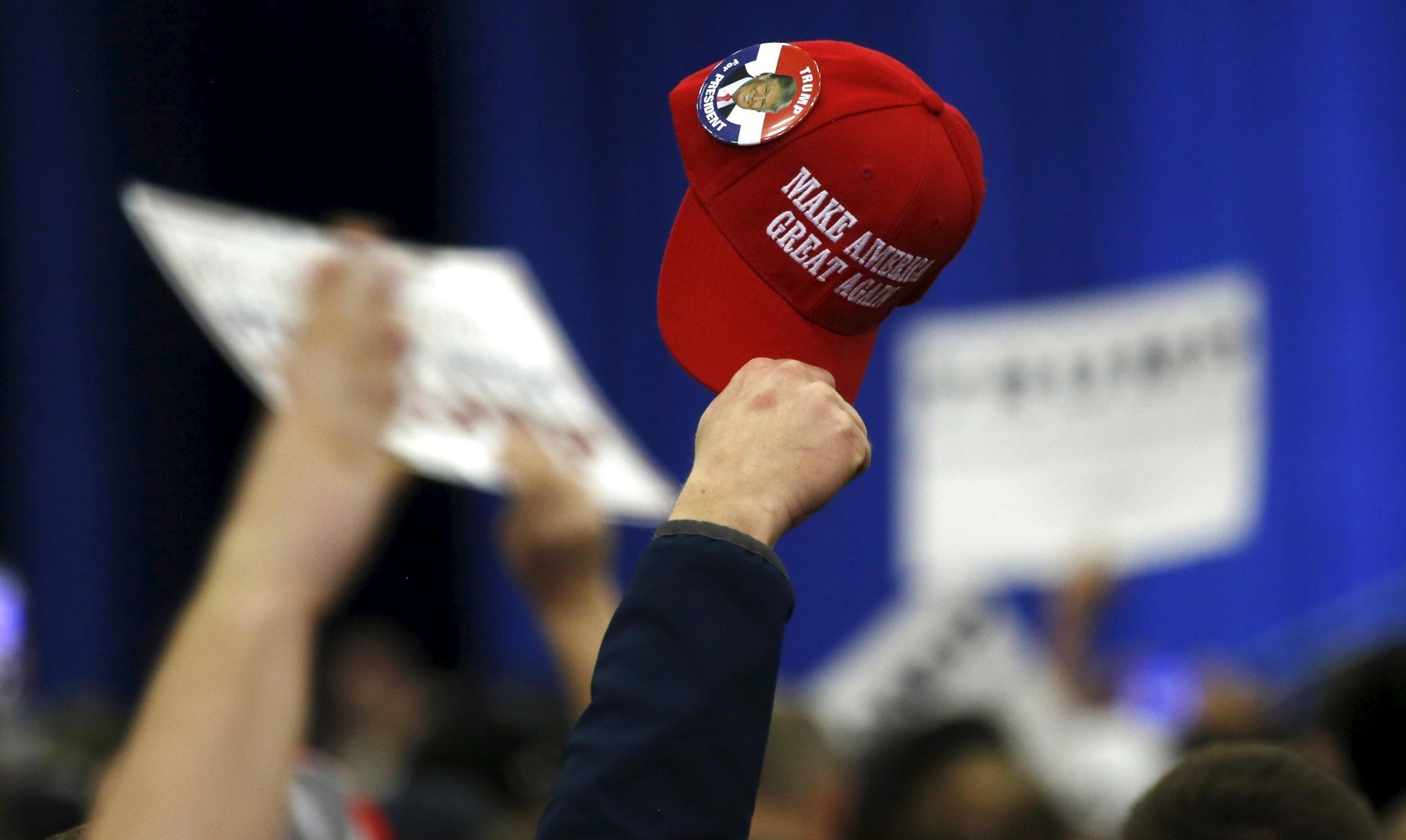 'Not even my wife knows': secret Donald Trump voters speak out