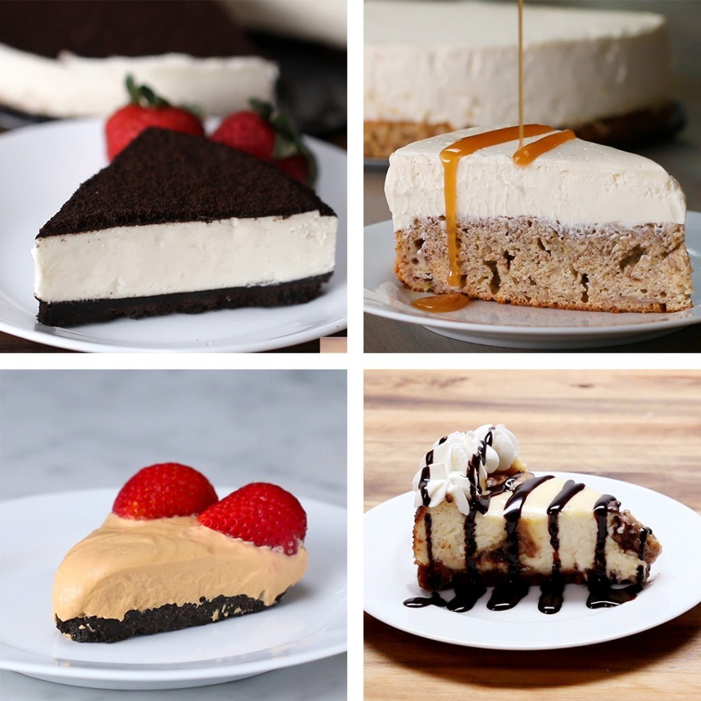 Here Are 6 Quick And Easy Cheesecake Recipes