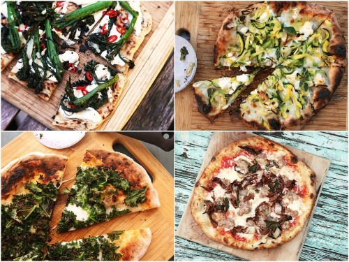 11 Grilled-Pizza Recipes to Make in Your Backyard