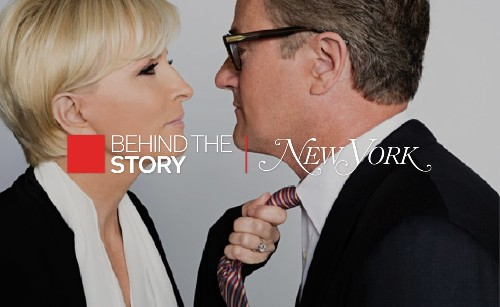 Behind the Story: Joe Scarborough and Mika Brzezinski—United in Politics and in Life