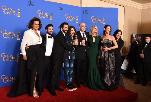 Hot Celebrity Pictures from the Globes
