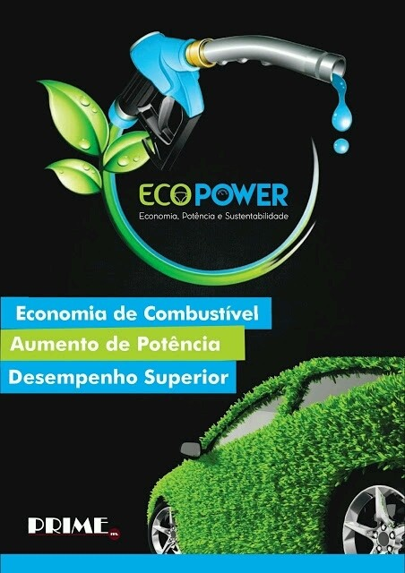 Ecopower - Magazine cover