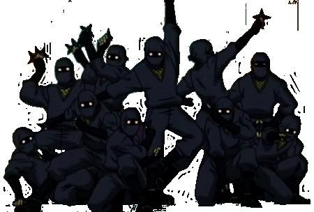 Ninja Squad.