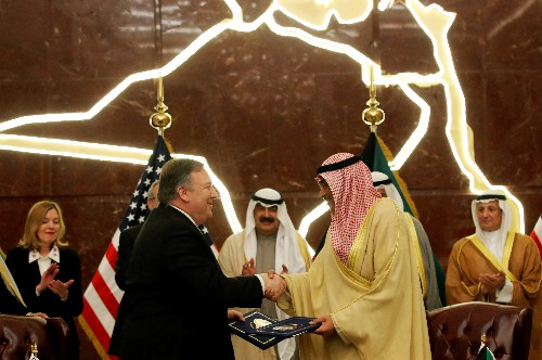 Kuwait says U.S. Mideast peace plan should weigh regional considerations