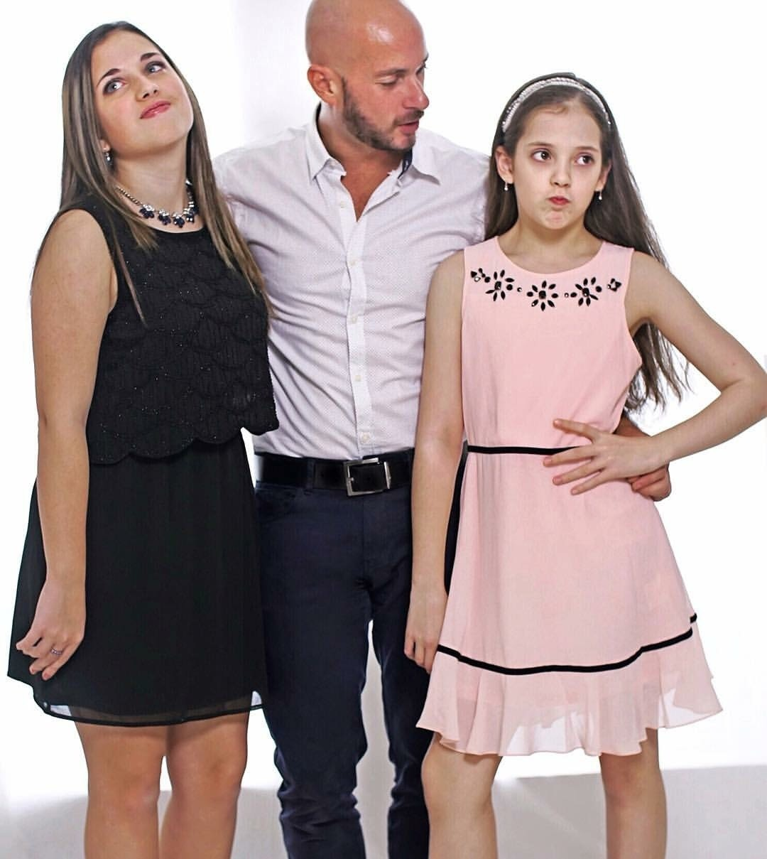 Uncle and nieces