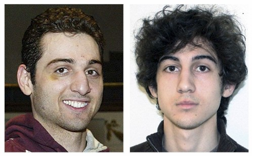 Tsarnaev sister arrested on suspicion of making a bomb threat