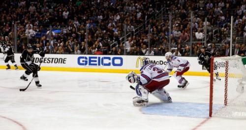 Kings Take Game 1 in OT: Photo Gallery