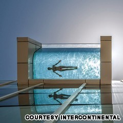 14 of the world's most outrageous hotel pools