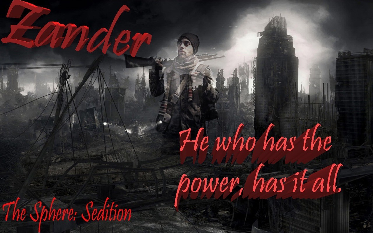 """The Sphere: Sedition #YA #dystopic #apocalyptic #stillbreathing #comingsoon Zander: """"Lets move, they're gaining on us. I can practically hear them breathing down our necks."""""""
