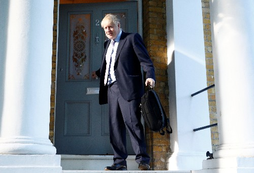 Then there were two: Brexit campaigner Johnson far ahead in race to lead Britain