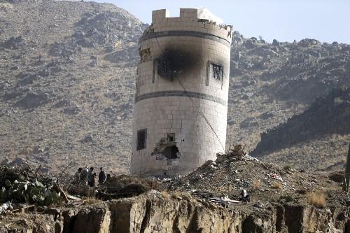 Yemen Under Siege: In Pictures