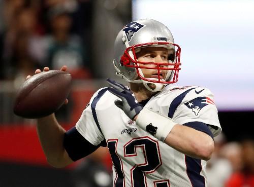 Quarterback Tom Brady says he is leaving New England Patriots
