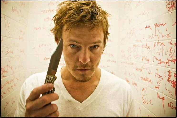 Love this pic of Norman