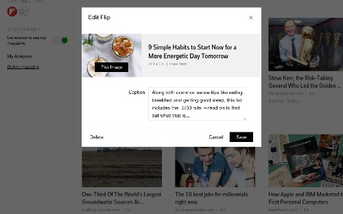 Web Tools Update: Editing Text, Picking Images and Quick Cover Picker