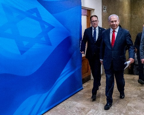 Netanyahu struggles to form government amid talk of new election