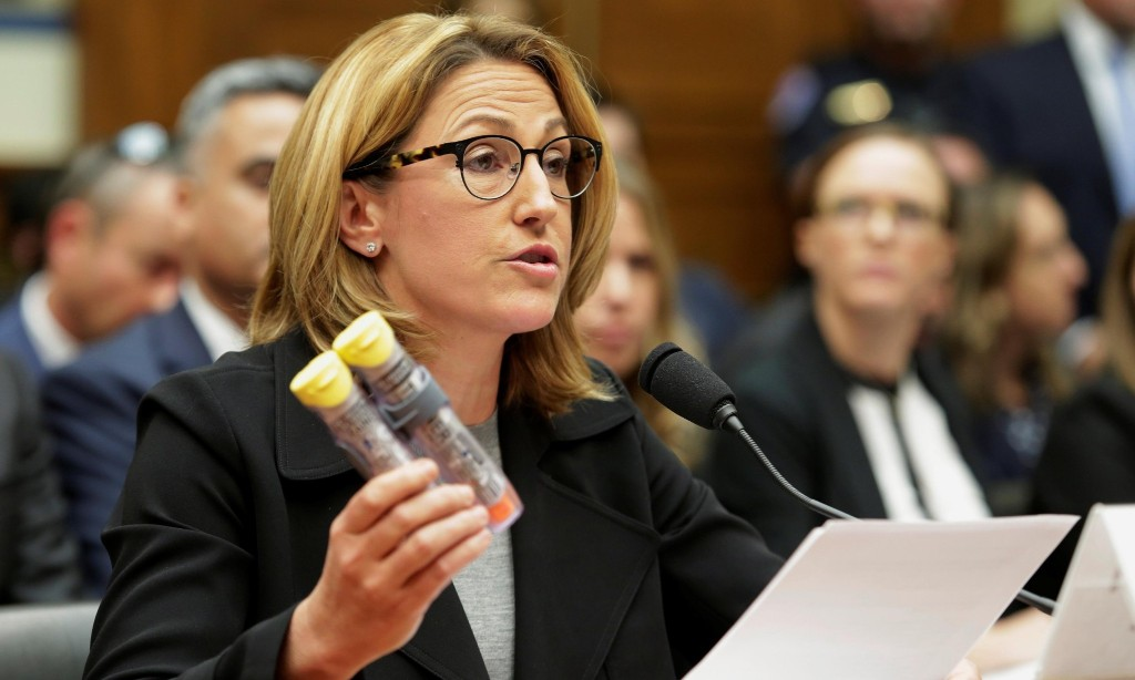 Congress scolds Mylan CEO for trying to get 'filthy rich' off EpiPens