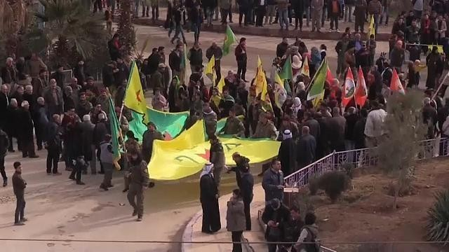 'We are not enemies of the Turkish people' former PYD leader tells euronews