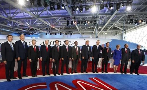 2016 on Tap: CNN Politics Republican Debate Recap with Mark Preston