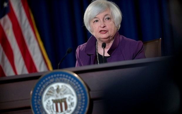 Federal Reserve to leave door open for interest rate rise despite 'Black Monday' turmoil