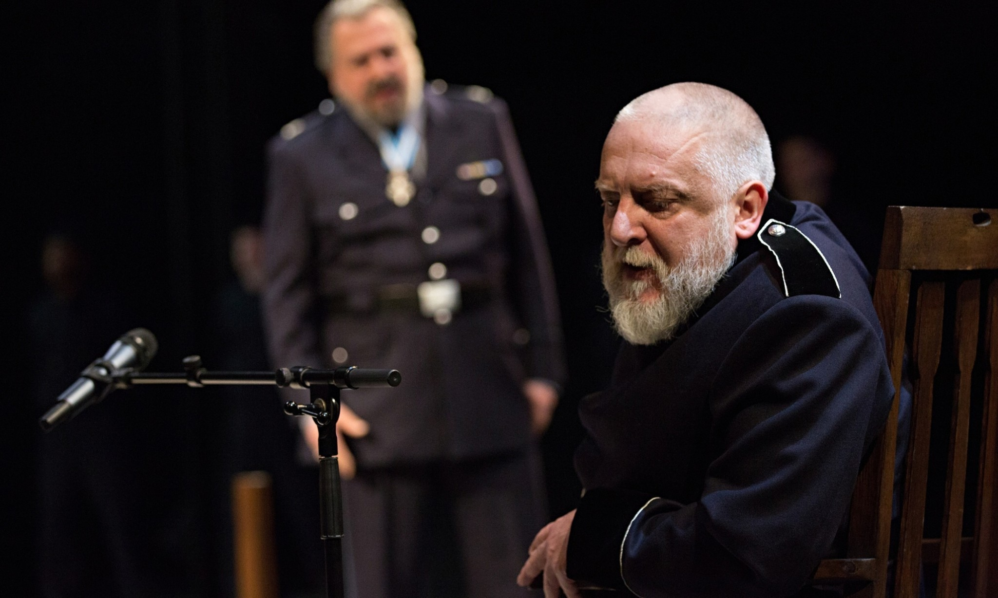 Simon Russell Beale: it's fine to take liberties with Shakespeare