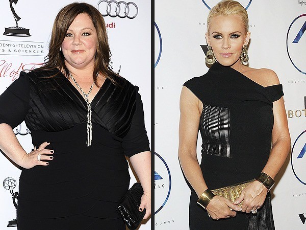 Jenny McCarthy: I Never Criticized Cousin Melissa Over Her Weight