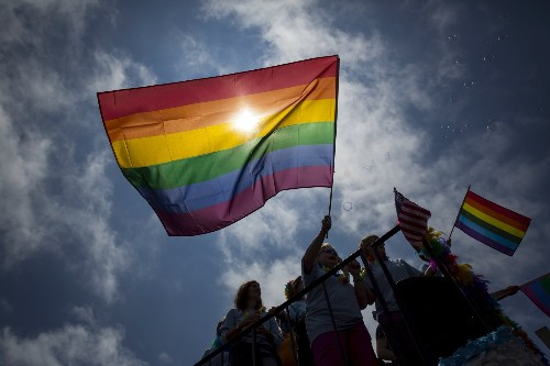 The World Shows Its Gay Pride: Pictures