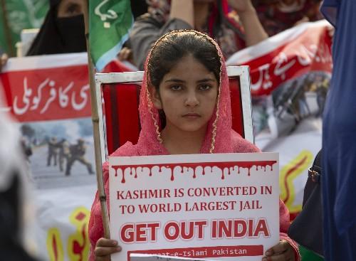 Troops in Kashmir exchange fire, 4 civilians killed