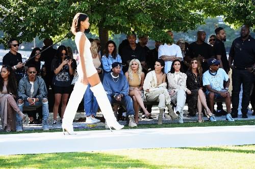 Kanye, Kardashians Kick Off New York Fashion Week: Pictures