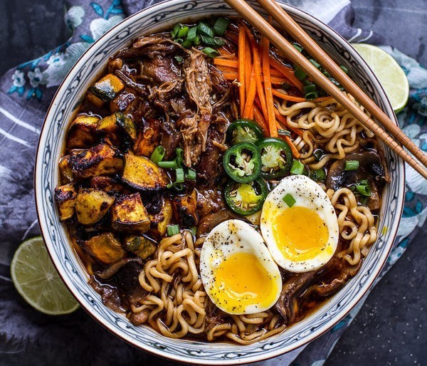 Homemade Ramen Recipes That'll Hug You From The Inside Out
