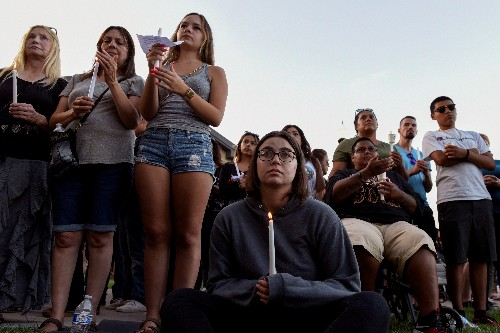 Between gun massacres, a routine, deadly seven days of U.S. shootings