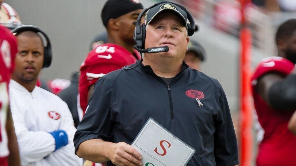 Jacksonville Jaguars interview Chip Kelly for vacant offensive coordinator position