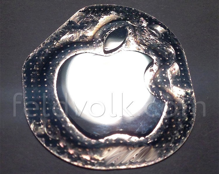 New iPhone part leak: Sorry, the Apple cutout on the back isn't going to light up