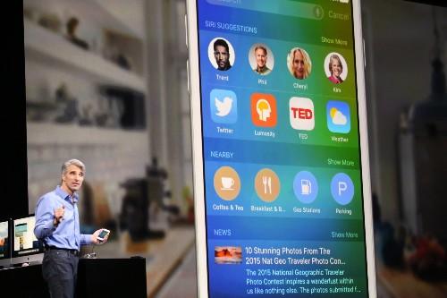 Apple's WWDC Keynote In 90 Seconds