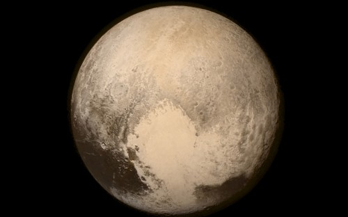 The Week in Review: NASA's New Horizons' Pluto Discoveries