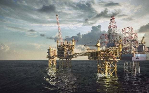 Biggest North Sea gas discovery in a decade approved